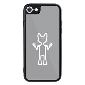 Cool Cat WarrioriPhone SE超薄殼 (2020)