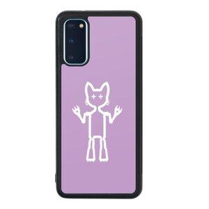 Cool Cat WarriorSamsung Galaxy S20 防撞殼