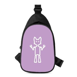 Cool Cat Warrior單肩包