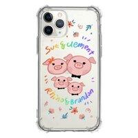 SUE&CLEMENTSUE&CLEMENTiPhone 11 Pro 透明防撞殼