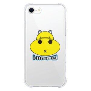 胖小河HIPPO!iPhone SE 透明殼(2020 TPU軟款)