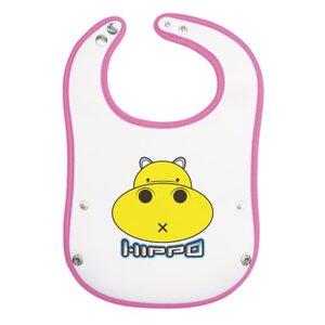 胖小河HIPPO!嬰兒口水圍巾