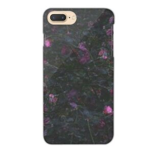 FLOWERiPhone 7 Plus 啞面硬身殼