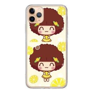 小女孩  iPhone 11 Pro Max 透明殼