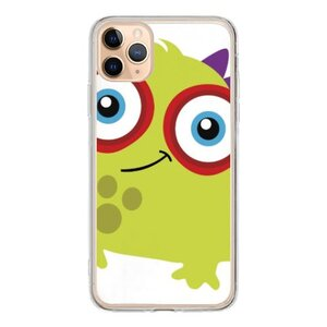 怪物  iPhone 11 Pro Max 透明殼