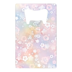 Dream Flower卡片形開瓶器