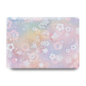 Dream Flower16 吋Macbook Pro Touch Bar 保護殼 (2019)
