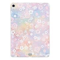 Dream FloweriPad Air 10.9吋(2020)透明軟身保護套