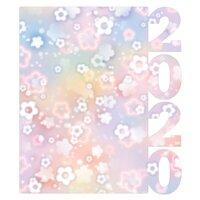Dream Flower2020木板相框