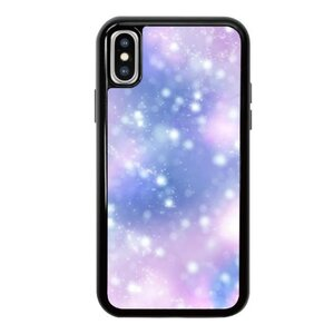 Dreamy brilliance (blue-purple)iPhone Xr 透明防撞殼