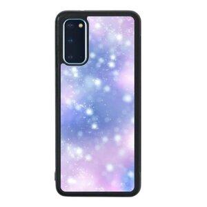 Dreamy brilliance (blue-purple)Samsung Galaxy A20 透明殼