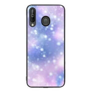 Dreamy brilliance (blue-purple)Samsung Galaxy A40s 防撞殼