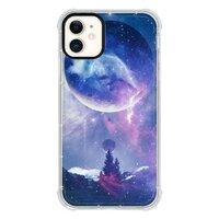 魔幻iPhone 11 透明防撞壳(黑边镜头)