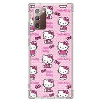 可爱 卡通 hello kittySamsung Galaxy Note 20 透明防撞壳(2020 TPU软款)