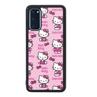 可爱 卡通 hello kittySamsung Galaxy S20 防撞壳