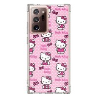 可爱 卡通 hello kittySamsung Galaxy Note 20 Ultra 透明防撞壳(2020 TPU软款)