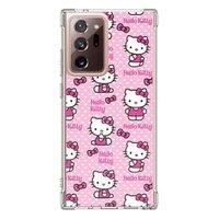 可爱 卡通 hello kittySamsung Galaxy Note 20 Ultra 透明防撞壳(2020 TPU软款)