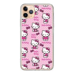 可爱 卡通 hello kitty  iPhone 11 Pro Max 透明壳