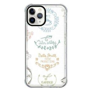 beautiful cuteiPhone 11 Pro 透明防撞壳(黑边镜头)