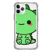 cuteiPhone 11 Pro 透明防撞壳