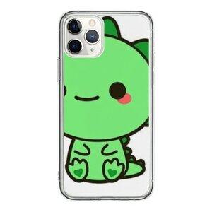 cute iPhone 11 Pro 透明壳