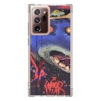 魔幻Samsung Galaxy Note 20 Ultra 透明防撞壳(2020 TPU软款)