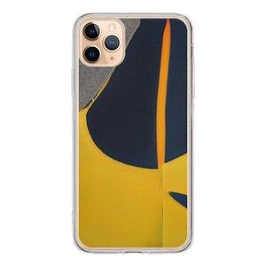 抽象艺术  iPhone 11 Pro Max 透明壳