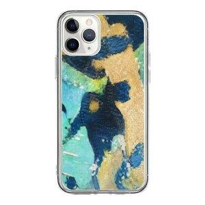 抽象艺术 iPhone 11 Pro 透明壳