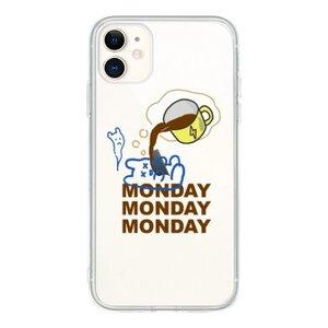 Monday Bear iPhone 11 透明殼