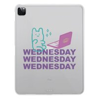 Wednesday BeariPad Pro 12.9吋(2020)透明保護套