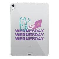 Wednesday BeariPad Air 10.9吋(2020)透明軟身保護套