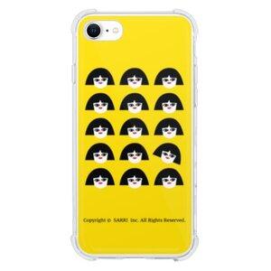獨立思考的小女孩iPhone SE 透明殼(2020 TPU軟款)