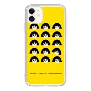 獨立思考的小女孩 iPhone 11 透明殼