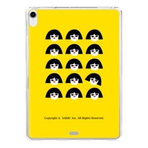 獨立思考的小女孩iPad Pro 11吋(2018)透明保護套