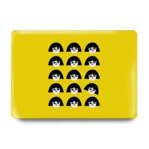 獨立思考的小女孩13 吋Macbook Pro 保護殼 (2020)