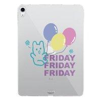 Friday BeariPad Air 10.9吋(2020)透明軟身保護套