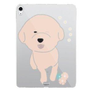 比熊犬的快樂  Happy Bichon ChiciPad Air 10.9吋(2020)透明軟身保護套