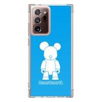 BearBearQSamsung Galaxy Note 20 Ultra 透明防撞殼(2020 TPU軟款)