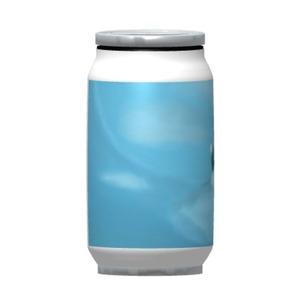 暴風中心的少女汽水罐保溫杯, 10oz