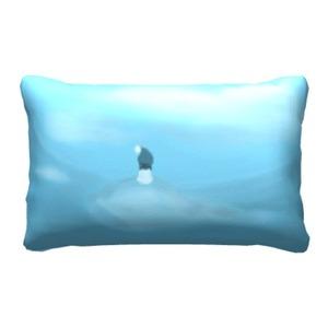 暴風中心的少女枕頭套