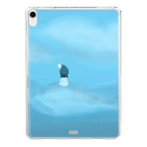 暴風中心的少女iPad Pro 11吋(2018)透明保護套