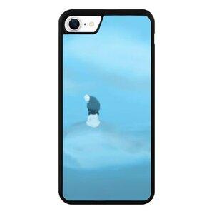 暴風中心的少女iPhone SE 防撞殼 (2020)