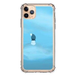 暴風中心的少女iPhone 11 Pro Max 透明防撞殼