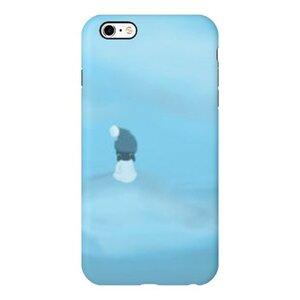 暴風中心的少女iPhone 6/6s Plus TPU 雙層硬身殼