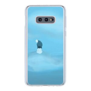 暴風中心的少女Samsung Galaxy S10e 透明殼