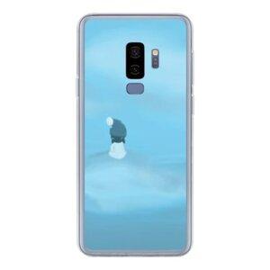 暴風中心的少女Samsung Galaxy S9 Plus 透明殼