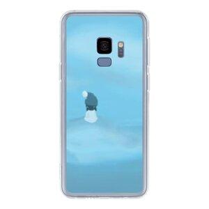 暴風中心的少女Samsung Galaxy S9 透明殼