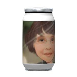 個人肖像訂製產品  汽水罐保溫杯,10oz