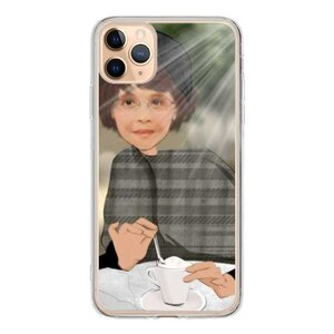 個人肖像訂製產品  iPhone 11 Pro Max 透明殼