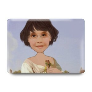 個人肖像訂製產品 13 吋 Macbook Pro 保護殼 (2020)
